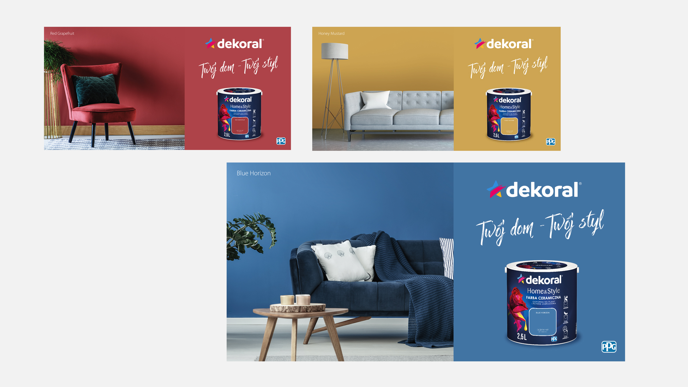 Dekoral - Home & Style - Rebrand Group